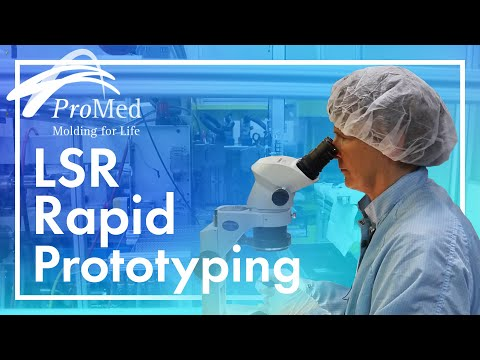 Medical Rapid Prototyping Services: Silicone Molding | Get