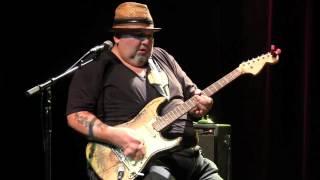 """POPA CHUBBY  """"Rock On Bluesman""""  FTC 8/20/15"""