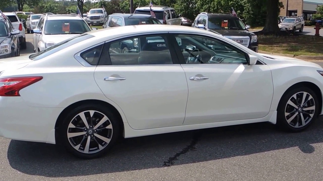 2016 nissan altima colonial nissan charlottesville