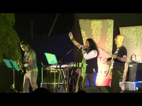 chain ek pal nahi....sayonee   eka music )    at nit rourkela during nitrutsav 2015