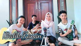 Download BALIK KANAN WAE (Happy Asmara) cover by HAAI Project