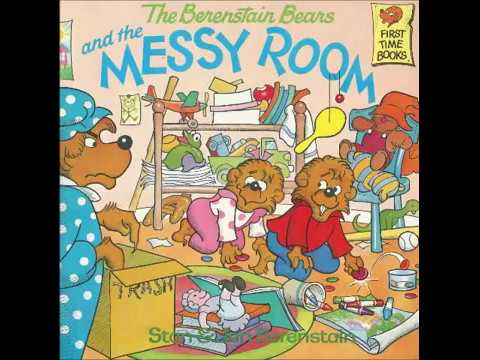 The Messy Room (Berenstain Bears)