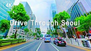 [4K] 서울 강남 드…