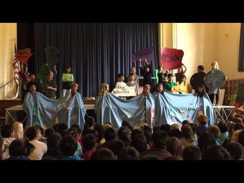 Room 6 Mini Opera - West Portal Elementary School, 2nd grade (pt 1)