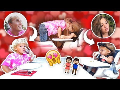 Thumbnail: MINI JAKE PAUL DATES MINI ERIKA *TOO CUTE*
