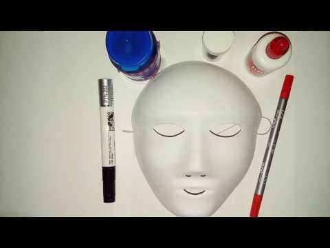 Download Maske Boyama Fikirleri Mp3 3gp Mp4