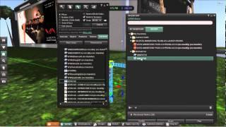 VISTA ANIMATIONS Comment ajouter une nouvelle animation dans l'AV AO HUD (Second Life)