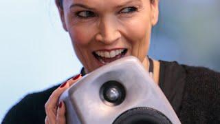 Watch Tarja Turunen building and signing #GenelecRAW speakers.