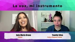 Ynarhú Silva e Inés María Bravo. La Voz y su poder como Instrumento Sonoro