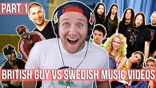 british guy reacts to swedish music videos   dave cad