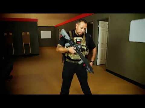 Z.E.R.T. Live Fire ( UTM ) CQB Shoot House