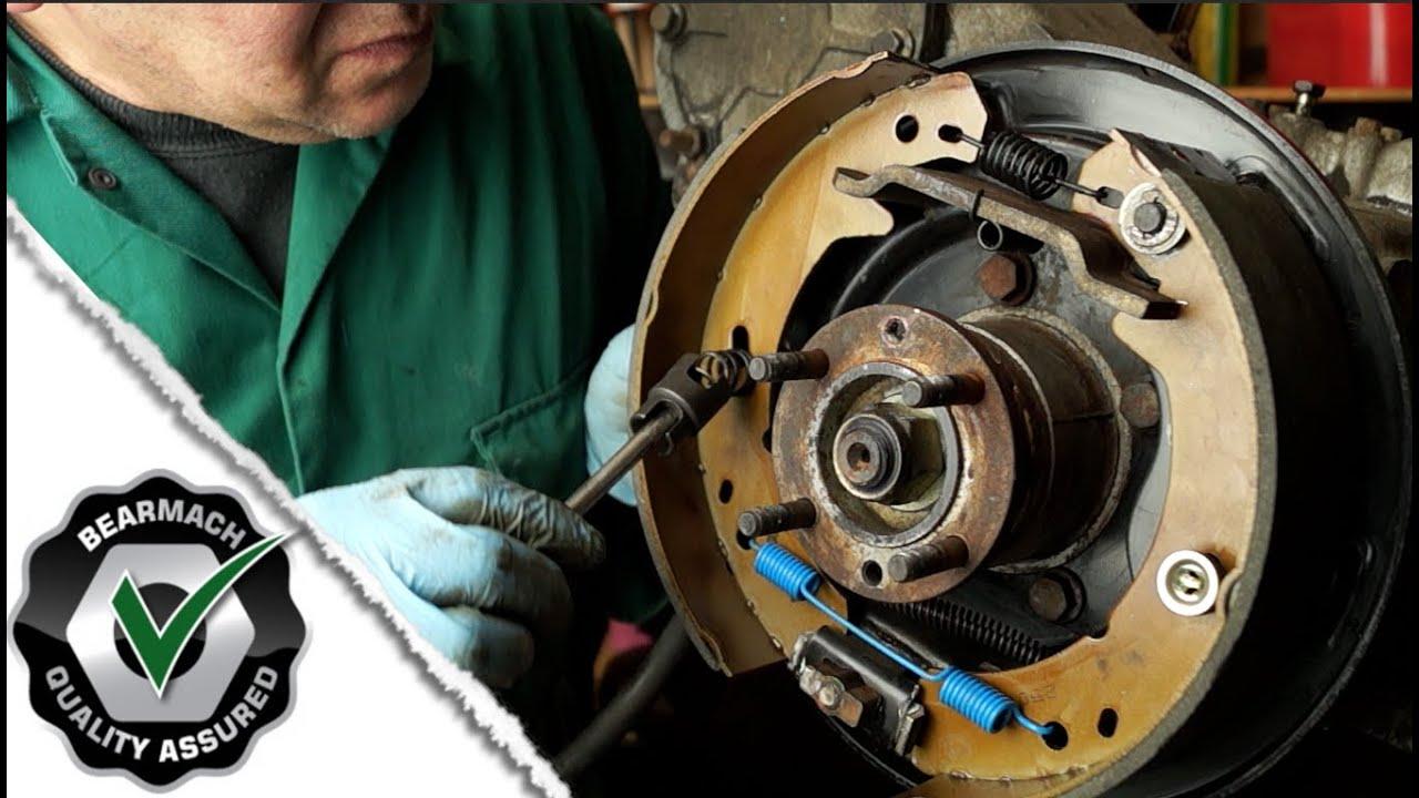 transmission brake adjust or replace the fine art of land rover maintenance [ 1280 x 720 Pixel ]