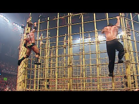 Thumbnail: Batista vs. The Great Khali - Punjabi Prison Match: No Mercy, Oct. 7, 2007