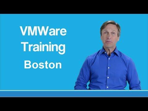 VMware training Boston