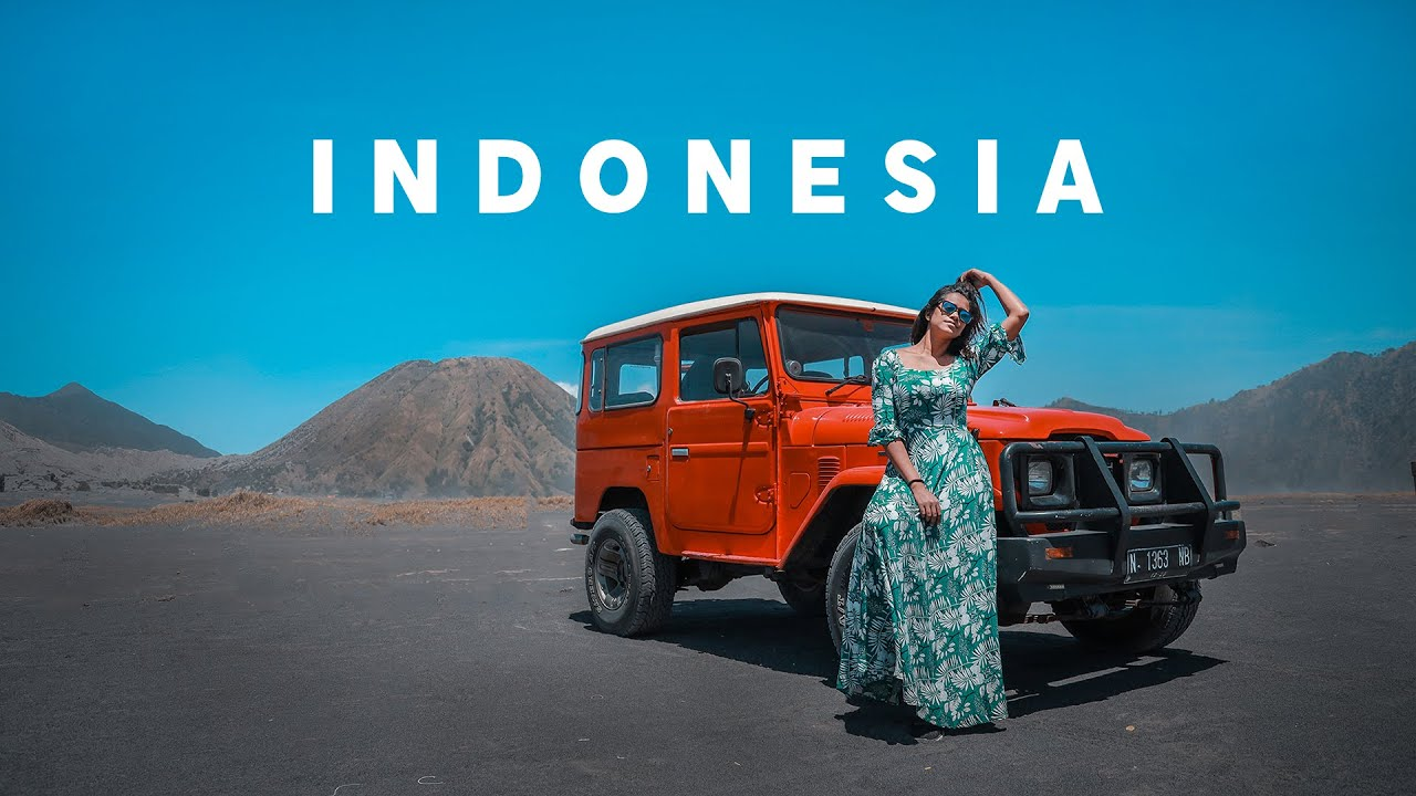 Travel to Indonesia | Cinematic Video