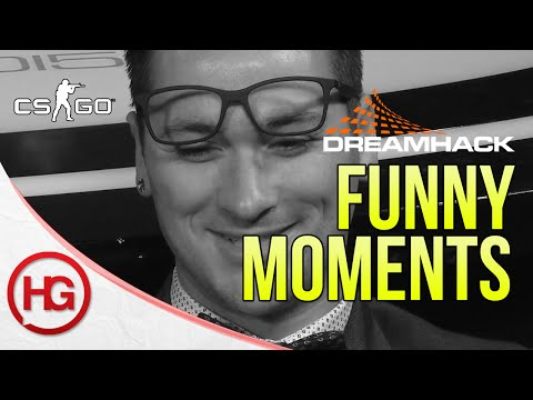 The talent at the DreamHack London event was great. Thought it deserved a compilation of all the funniest moments!