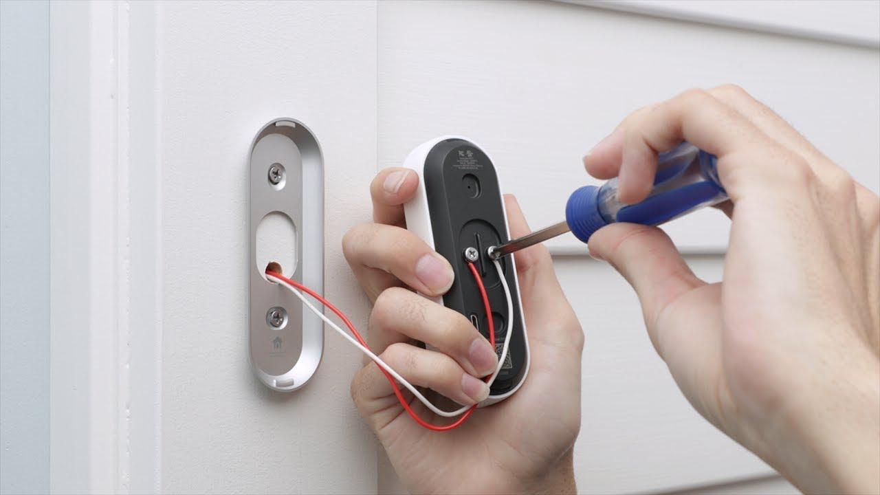 Wiring A Doorbell Transformer Diagram