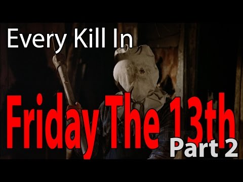 Jason Lives Friday the 13th part VI   Paintball scene