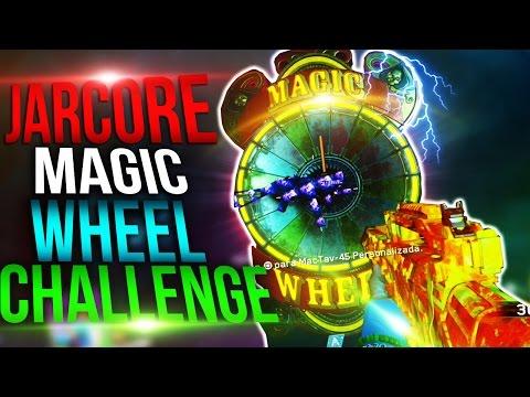 !!!NO LO PUEDO CREEEEEER!!! Jarcore Magic Wheel Challenge! EL RETO EPICO VUELVE! RITR