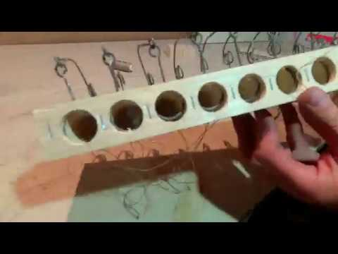 Как сделать ловушку для мышей из дерева своими рукакми