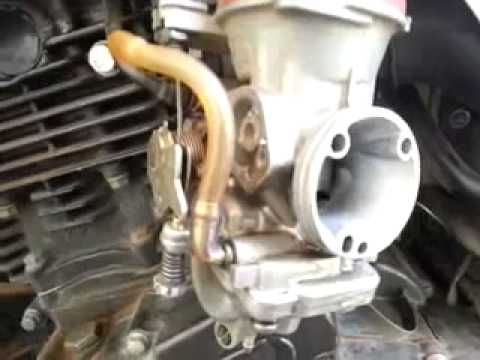 tvs fiero f2 wiring diagram citrix visio apache rtr diy how to clean carburetor youtube