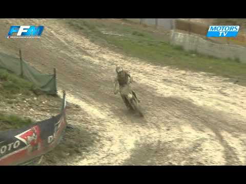 Chpt France Elite MX Pernes - Manche 2