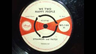 "We Two Happy People ""Stranger And Patsy"" Island-WI 144B (1964) HD"