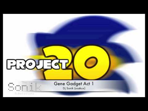 Gene Gadget act 1 - Dj Sonik Remix (Project 20)