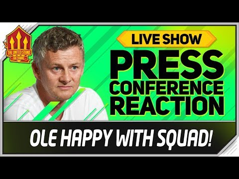 Solskjaer Press Conference Reaction! Manchester United vs Chelsea