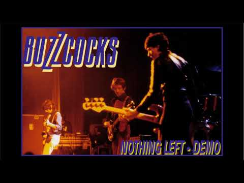 BUZZCOCKS - Nothing Left (Demo Version) mp3