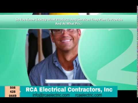Osterville Barnstable electrician Cotuit Centerville MA