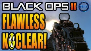black ops 2 flawless nuclear new zombies camo call of duty bo2 multiplayer gameplay