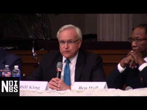 Question 10  Infrastructure Repair   Bill King - Greater Grace Mayoral Forum 6/29/15