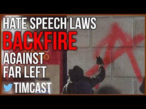 Hate Speech Law Backfires on Far Left