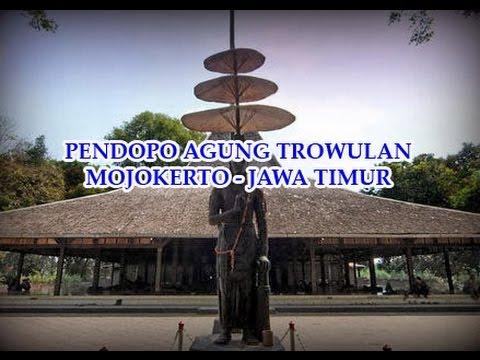 Pendopo Agung Trowulan Mojokerto Jawa Timur