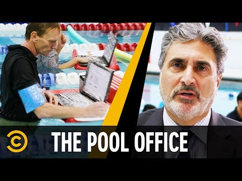 Office Staff Works In a Pool – Mini Mocks