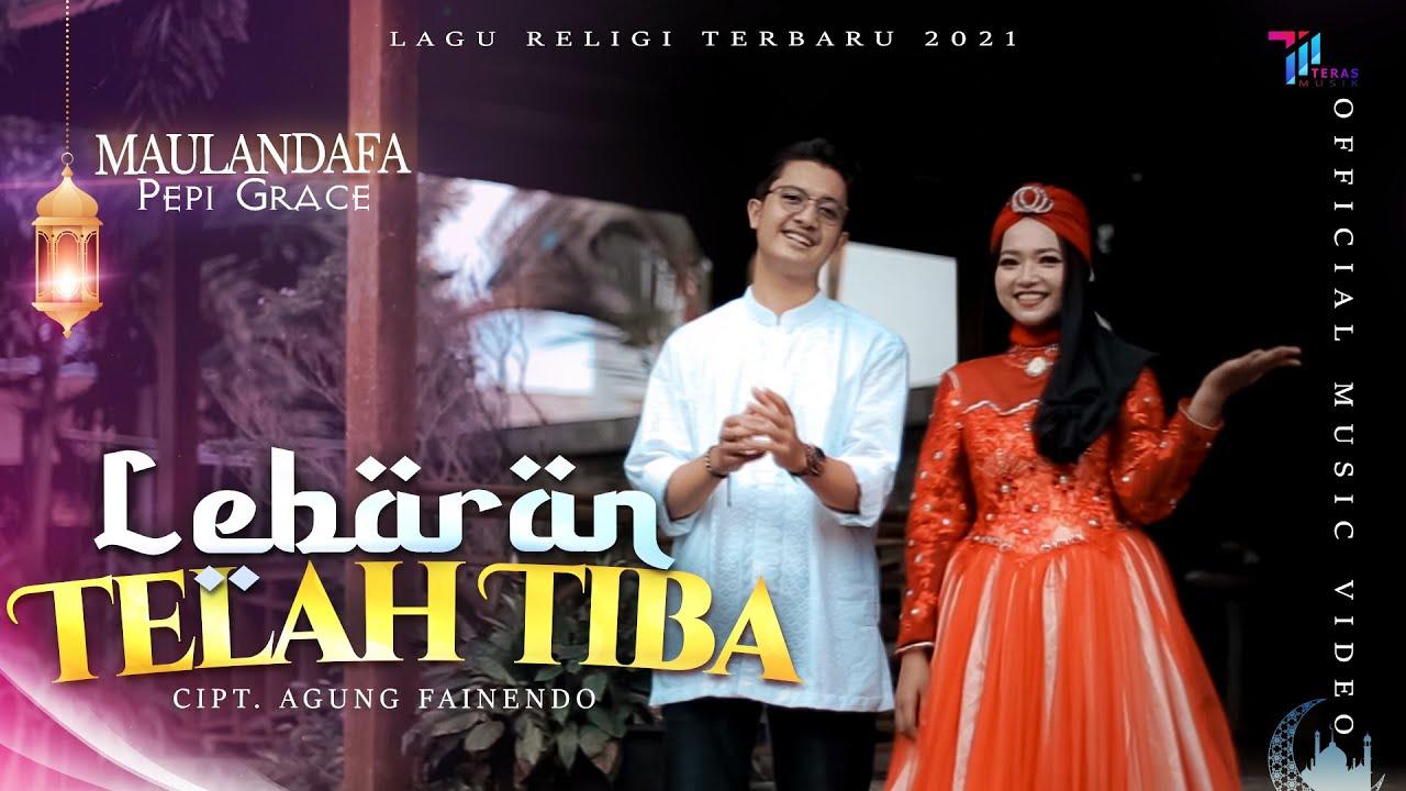 Maulandafa & Pepy Grace - LEBARAN TELAH TIBA (Official Music Video)