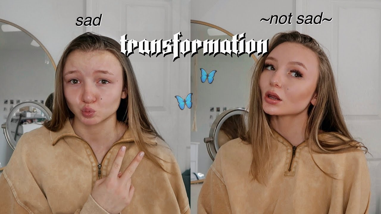 INTENSE Saddie to Baddie Transformation! - YouTube