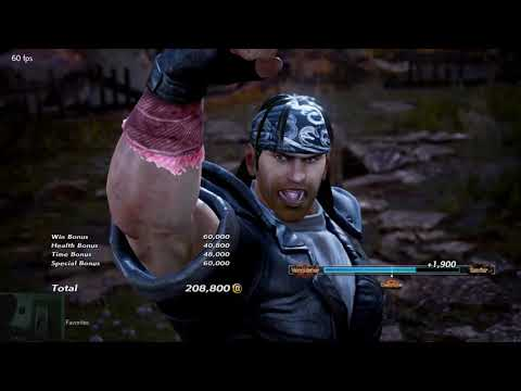 Tekken 7 Twitch Live Stream Ranked Matches With Paul