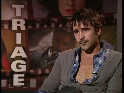 Colin Farrell Interview