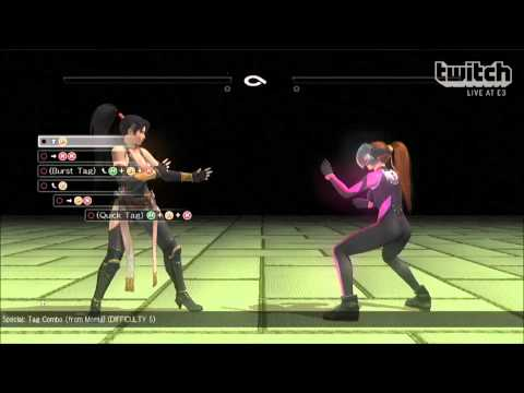E3 2013 - Dead or Alive 5 Ultimate - Gameplay Demo