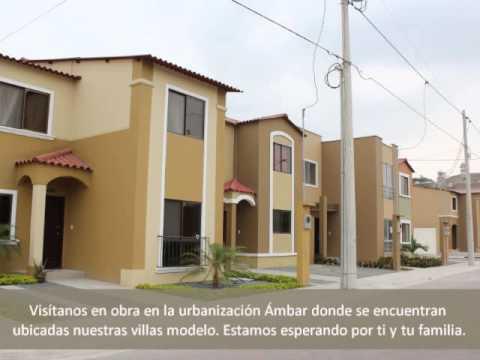 La joya casas en guayaquil nuestra urbanizacion perla mes for Casas con piscina guayaquil