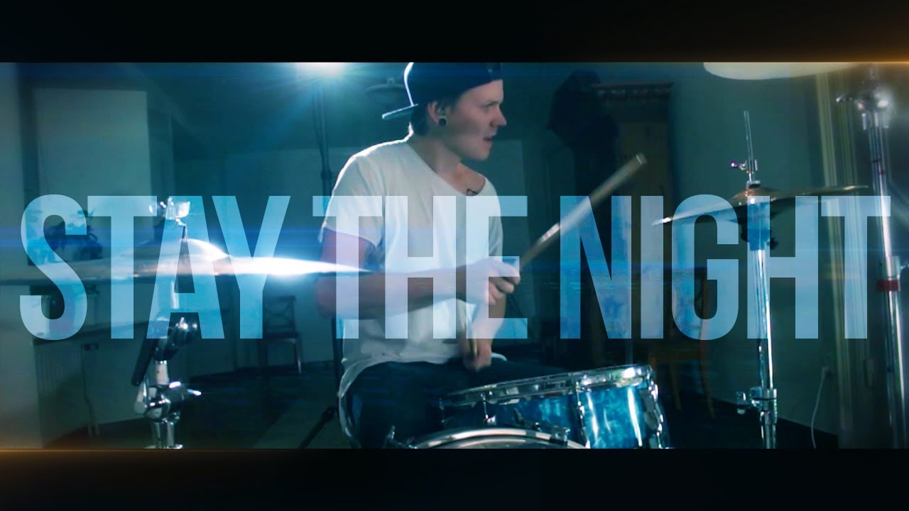 Zedd - Stay The Night ft. Hayley Williams (Rock Cover by Twenty ...