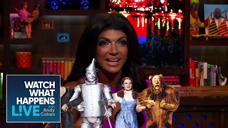 Story Time with Teresa Giudice: The Wizard of Oz - WWHL