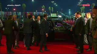 الرئيس الجزائري يصل ستاد القاهرة لحضور نهائي أمم أفريقيا 2019