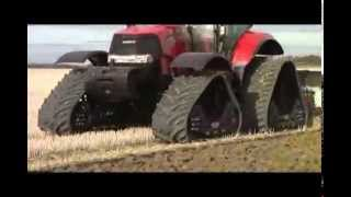 Soucy Tracks Agriculture 3, Canada, 2008. Tracked tractors.