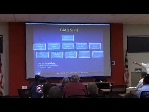 State Of The BCoFD EMS System