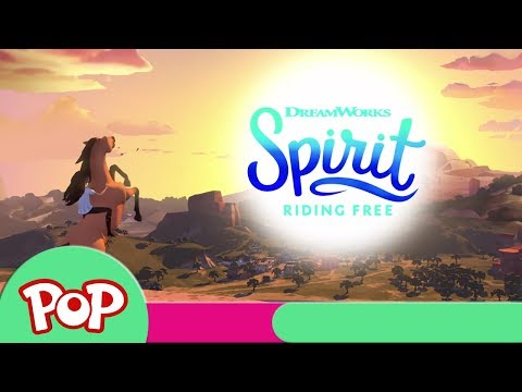 Spirit! Riding Free on Pop