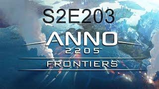 ANNO 2205 Gameplay Frontiers DLC Ein frohes neues Jahr 2017! [S02E203] HD Deutsch Veteran
