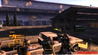Full Spectrum Warrior PC Gameplay Chapter 1 Part 1/2